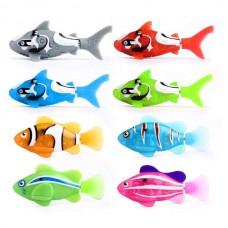 Игрушка Робо-рыбка Clownfish, RBF-CL-,